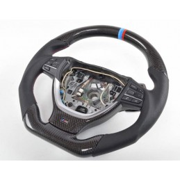 2010-2016 BMW 5 Series Custom Carbon Fiber Steering Wheel